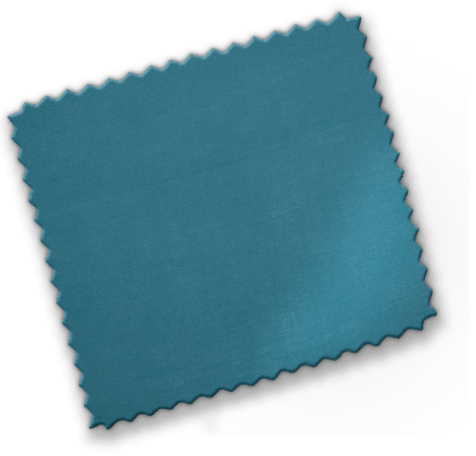Fabric Sample Azure